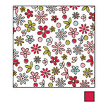 American Crafts - Double-Sided Paper - A la Carte Collection - Coriander
