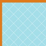 American Crafts - Halloween Collection - 12 x 12 Double Sided Paper - Wicked, CLEARANCE