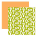 American Crafts - Blue Skies Collection - 12 x 12 Double Sided Paper - Wouldn't It Be Nice, CLEARANCE