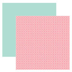 American Crafts - Blue Skies Collection - 12 x 12 Double Sided Paper - Pocketful of Sunshine, CLEARANCE