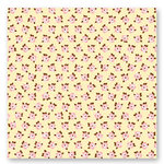 American Crafts - Dear Lizzy Spring Collection - 12 x 12 Fabric Paper - Magnolia Morning, CLEARANCE