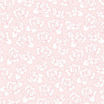 American Crafts - Dear Lizzy Spring Collection - 12 x 12 Double Sided Paper - Lazy Ladybug, CLEARANCE