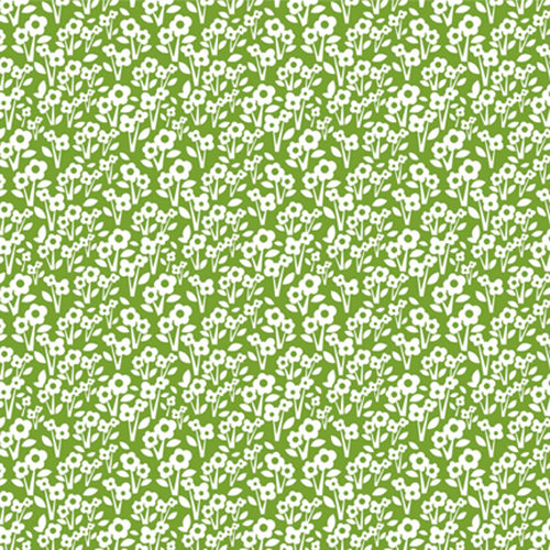 American Crafts - City Park Collection - 12 x 12 Double Sided Paper - Greenbelt Gardens, CLEARANCE
