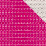 American Crafts - Amy Tangerine Collection - 12 x 12 Double Sided Paper - Get Around