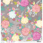 American Crafts - Dear Lizzy 5th and Frolic Collection - 12 x 12 Double Sided Paper - Lovely Lane