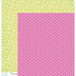 American Crafts - Dear Lizzy 5th and Frolic Collection - 12 x 12 Double Sided Paper - 24th and Sparrow