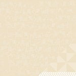 American Crafts - Amy Tangerine Collection - Yes, Please - 12 x 12 Kraft Paper - Productive