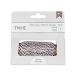 American Crafts - Bakers Twine - Chestnut
