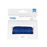 American Crafts - Hemp Twine - Denim