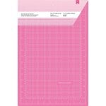 American Crafts - 12 x 18 Double Sided Self-Healing Cutting Mat