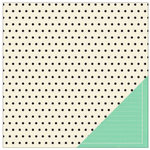 American Crafts - Shimelle Collection - 12 x 12 Double Sided Paper - Hurley