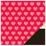 American Crafts - Shimelle Collection - 12 x 12 Double Sided Paper - Keller