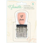American Crafts - Shimelle Collection - Roller Date Stamp
