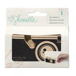 American Crafts - Shimelle Collection - Washi Tape Dispenser - Camera