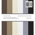 American Crafts - 6 x 6 Paper Pad - Neutrals