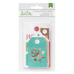 American Crafts - Be Merry Collection - Christmas - Tags - From Santa