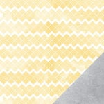 American Crafts - Amy Tangerine Collection - Stitched - 12 x 12 Double Sided Paper - Interlock