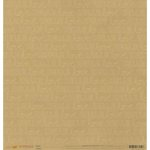 American Crafts - Amy Tangerine Collection - Stitched - 12 x 12 Kraft Paper - Hooked