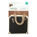 American Crafts - DIY Shop 2 Collection - Framed Hanging Board - 3 Pack