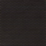 American Crafts - DIY Shop 2 Collection - 12 x 12 Paper - Gold Foil On Black