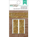 American Crafts - DIY Shop 2 Collection - Decorative Tape - Gold Glitter Tape