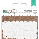 American Crafts - DIY Shop 2 Collection - Rhinestones - Clear