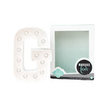 Heidi Swapp - Marquee Love Collection - Marquee Kit - G