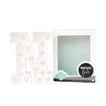 Heidi Swapp - Marquee Love Collection - Marquee Kit - N, COMING SOON