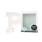 Heidi Swapp - Marquee Love Collection - Marquee Kit - P, COMING SOON