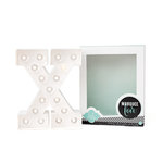 Heidi Swapp - Marquee Love Collection - Marquee Kit - X, COMING SOON