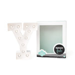 Heidi Swapp - Marquee Love Collection - Marquee Kit - Y