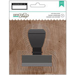 American Crafts - DIY Shop 2 Collection - Self Inking Stamp - Handmade By