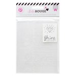 Pink Paislee - Bella Rouge Collection - Embossing Folder - 4 x 6 - Shine Bright
