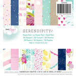 American Crafts - Dear Lizzy Serendipity Collection - 6 x 6 Paper Pad