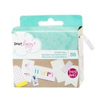 American Crafts - Dear Lizzy Collection - Serendipity - Printed Sticker Roll