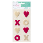 American Crafts - Dear Lizzy Serendipity Collection - Fabric Shapes