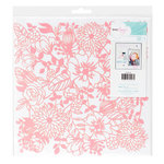American Crafts - Dear Lizzy Serendipity Collection - 12 x 12 Stencil
