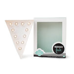Heidi Swapp - Marquee Love Collection - Marquee Kit - Banner, COMING SOON