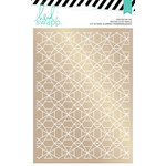 Heidi Swapp - Wanderlust Collection - Foil Rub On Kit - Geometric