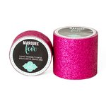 Heidi Swapp - Marquee Love Collection - Glitter Tape - Pink - 2 Inches Wide