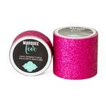 Heidi Swapp - Marquee Love Collection - Glitter Tape - Pink - 2 Inches Wide, COMING SOON