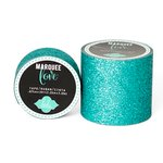 Heidi Swapp - Marquee Love Collection - Glitter Tape - Teal - 0.875 Inches Wide, COMING SOON