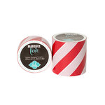 Heidi Swapp - Marquee Love Collection - Washi Tape - Red Stripe - 0.875 Inches Wide, COMING SOON