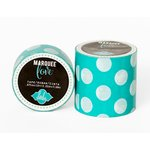 Heidi Swapp - Marquee Love Collection - Washi Tape - Mint Polka Dot - 2 Inches Wide, COMING SOON