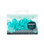 Heidi Swapp - Marquee Love Collection - Extra Bulb Caps - Medium - Mint, COMING SOON