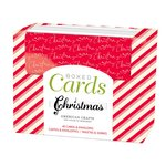 American Crafts - Christmas - Boxed Card Set - Christmas