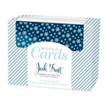 American Crafts - Christmas - Boxed Card Set - Jack Frost