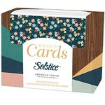 Pink Paislee - Boxed Card Set - Solstice