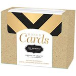 Pebbles - Boxed Card Set - Gold Foil