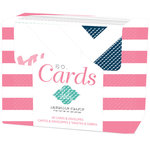 American Crafts - Heidi Swapp - Boxed Card Set - Smile